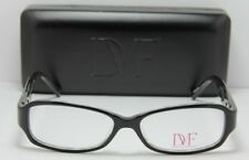 Diane Von Furstenburg DVF Women' Eyeglasses 5000 079 BLACK Glasses 51-14-130