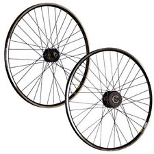 Taylor Wheels 28inch bike wheel set Shimano Alfine hub dynamo 8-speed black