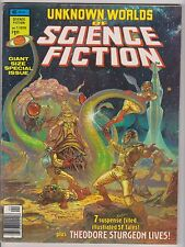 Unknown Worlds of Science Fiction Special #1, Very Fine Condition'