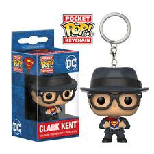 Superman - Clark Kent Pocket Pop! Keychain NEW Funko DC Comics