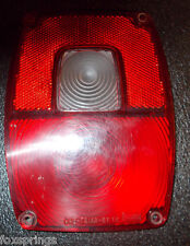 1967 - 1984 Ford Step Side Pick Up & Large Truck Tail Light Lens 67TK  -  -F522