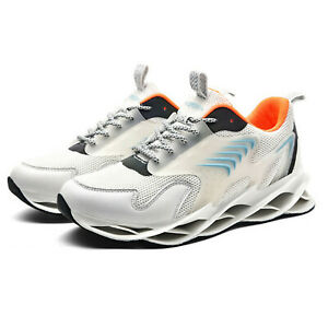 Men's Sports Shoes Breathable Comfortable Tennis Walking Blade Running Shoes