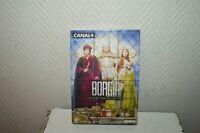 COFFRET  4 DVD BORGIA INTEGRALE   SAISON 1   SERIE TV CANAL + 2011