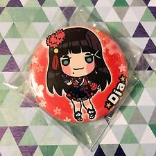 Love Live Sunshine Aqours Kurosawa Dia Can Badge Button