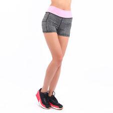 Fashion Women Girls Casual Pants Sports Shorts Gym Yoga Fitness Workout Shorts