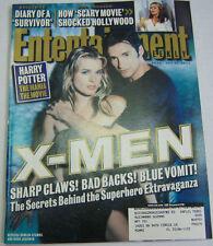 Entertainment Weekly Magazine X-Men July 2000 021513R
