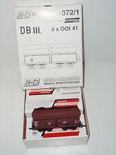M+D H0 4er-Set Sonderserie    - 072/1 Erzwagen OOt 41 -   OVP./ Neu    X(EK-89)X