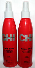 Lot Of 2 Farouk CHI 44 Iron Guard Thermal Protection Hair Spray 8.5 oz Each **