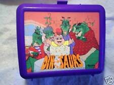 DINOSAURS TV Show Lunchbox walt disney