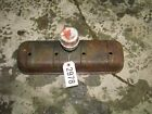 Allis Chalmers Engine Valve Cover  ID#2978