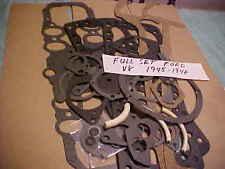 Ford V8 full set gaskets 1945-48