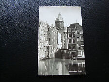 PAYS-BAS - carte postale 1953 (amsterdam kolkje) (cy56) netherlands