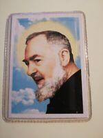Padre Pio reliquia della veste Santa Maria delle grazie