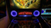 White Water WW - Lighted Pinball LED Speaker Panel - ULTIMATE