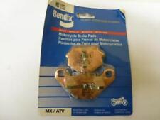 pastilla de freno Bendix moto KTM 500 MX 1989 - 1992 MO192 Nuevo par Pastilla