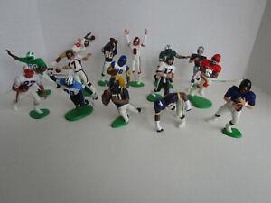 Starting Lineup SLU NFL Football Jersey Helmet Action Figure Open Loose Lot (15)