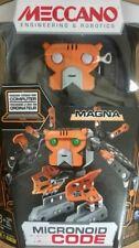 Meccano Micronoid Code Magna Factory 8 Programmable Construction