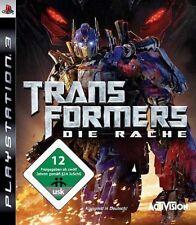 Playstation 3 TRANSFORMERS 2 DIE RACHE DEUTSCH GuterZust.