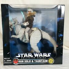 """Star Wars Han Solo Tauntaun Kenner Collector Series 12"""" Action Figure 1997 27834"""
