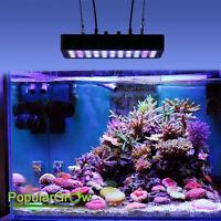 LED Aquarium 165w Avec le Bouton Dimmable EclairageNano Pour Poissons Corail