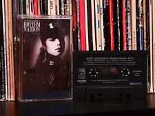 Janet Jackson's Rhythm Nation 1814 ♫ RARE Chrome 120μs EQ Audiophile Cassette ♫