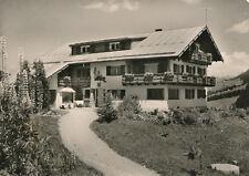 AK aus Hirschegg, Hotel Hochblick, Vorarlberg   (J3)
