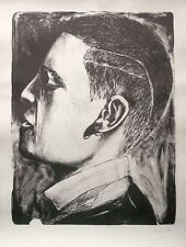 Chris STEVENS-SERIGRAFICA LIMITED EDITION Wall Art, 49x63cm, portrait STAMPA