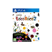 Locoroco 2 PlayStation PS4 2017 English Chinese Pre-Owned