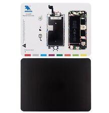 Magnetic Screw Chart Mat Organizer For iPhone 6s Plus Repair Tools
