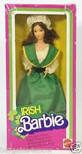 1983 IRISH BARBIE NRFB