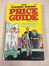 Overstreet The Comic Book Price Guide #12 1982