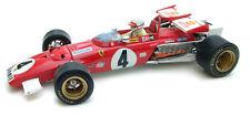 Exoto 1/18 Ferrari 312B 1970 British Clay Regazzoni* #4 GPC97062 MIB - Mega Rare