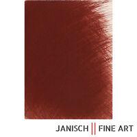 """ARNULF RAINER - """"Herbst in Siena"""", Radierung, handsigniert, 1990, Auflage 35!"""