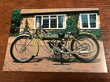 Vintage 1912 Matchless TT 500cc National Motorcycle Museum Postcard (B)