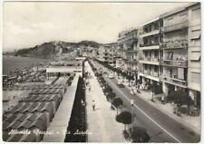 ALBISSOLA - SAVONA - VIA AURELIA - VIAGG. 1963 -53169-