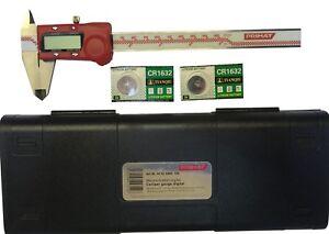 PRIMAT digitaler Messschieber 150mm mit USB Datenausgang