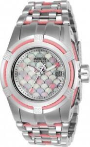 Invicta 23057 Reserve Bolt Zeus Swiss Quartz Mother-of-Pearl Women's Watch
