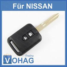 NISSAN Schlüssel Funkfernbedienung Ersatz Neu Patrol Murano Qashqai Navara Micra