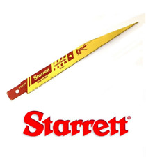 Starrett  spare Tapered blade  for K147 Tip compass Saw