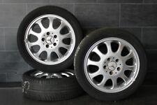 Original Mercedes Clase a W168 Llantas Aluminio 195 50 r16