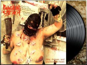 PUNGENT STENCH - Dirty Rhymes & Psychotronic Beats LP (BLACK Vinyl),12'' NEW