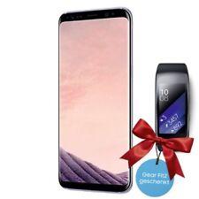 Samsung G950F Galaxy S8 grey 64GB Android Smartphone Handy ohne Vertrag WOW!