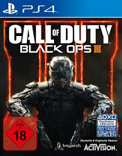 PS4 Spiel Call of Duty: Black Ops 3 III NEU