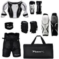 Junior Hockey Player Starter Set 7 Pieces New Equipment Pads Gloves Bag Pants