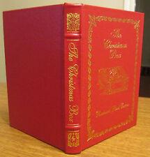 Easton Press Collector's Edition; The Christmas Box; Richard Paul Evans