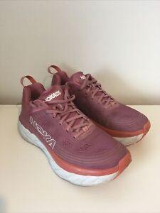Hoka One One Womens Bondi 6 Running Shoes - UK Size 7