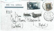 71991 - AOI ERITREA  - Storia Postale -  BUSTA  da DEBRA-TABOR Amara 1937