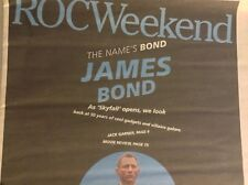 ROC Weekend Magazine James Bond Skyfall Jack Garner November 8, 2012 041018nonrh