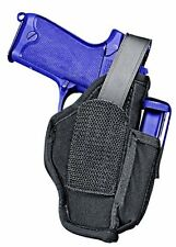 NEW Uncle Mikes Kodra Nylon Ambidextrous Sidekick Hip Holster Size 36 Black