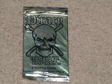 GALACTIC EMPIRES--PIRACY-CCG-SERIES VII EXPANSION PACK-1995-SEALED